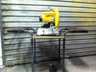 BBQ Stand to Chopsaw Stand